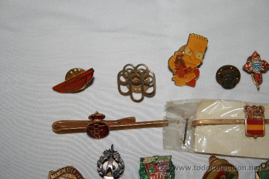 Pins de colección: PIN072 IMPRESIONANTE COLECCIÓN DE PINS DE LOS AÑOS 40 A 70 - PRINCIPALMENTE DE DEPORTES - Foto 9 - 32174137