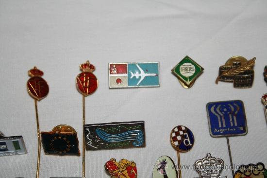 Pins de colección: PIN072 IMPRESIONANTE COLECCIÓN DE PINS DE LOS AÑOS 40 A 70 - PRINCIPALMENTE DE DEPORTES - Foto 11 - 32174137