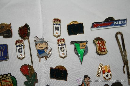Pins de colección: PIN072 IMPRESIONANTE COLECCIÓN DE PINS DE LOS AÑOS 40 A 70 - PRINCIPALMENTE DE DEPORTES - Foto 12 - 32174137