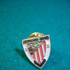 Pins de colección: PINS ATLETIC CLUB BILBAO FUTBOL. Lote 32489341
