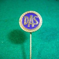 Pins de colección: ESCUDO DE SOLAPA AGUJA-PINS- DAS. Lote 32490267