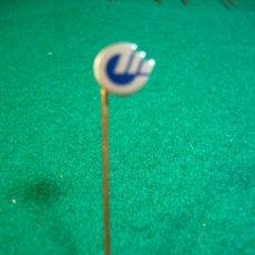 Pins de colección: ESCUDO DE SOLAPA AGUJA-PINS- PUBLICIDAD ?. Lote 32490595