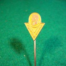 Pins de colección: ESCUDO DE SOLAPA AGUJA-PINS- VICONTE WAFELS. Lote 32490611