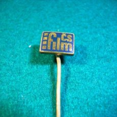 Pins de colección: ESCUDO DE SOLAPA AGUJA-PINS- FILM CS. Lote 32490648