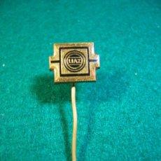 Pins de colección: ESCUDO DE SOLAPA AGUJA-PINS- PUBLICIDAD LIAZ. Lote 32490835