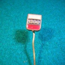 Pins de colección: ESCUDO DE SOLAPA AGUJA-PINS- 1300. Lote 32490861