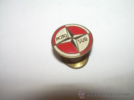 Pins de colección: ANTIGUA INSIGNIA.....MOTO SUR - Foto 2 - 32614025