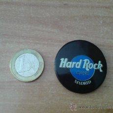 Pins de colección: PIN - CHAPA DEL HARD ROCK CAFE MADRID. Lote 32819802