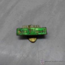 Pins de colección: ANTIGUO PIN O INSIGNIA COMERCIAL DE SOLAPA CERVEZA SAN MIGUEL.. Lote 33749075