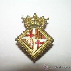 Pins de colección: ANTIGUA INSIGNIA ESMALTADA.. Lote 34041475