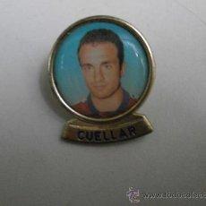 Pins de colección: PINS FUTBOL CLUB BARCELONA CUELLAR PINS-152. Lote 34671682