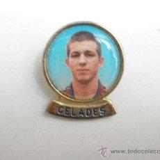 Pins de colección: PINS FUTBOL CLUB BARCELONA CELADES PINS-155. Lote 34671703