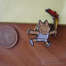 Pins de colección: PIN COBI (MASCOTA JJOO BARCELONA '92). Lote 34985183