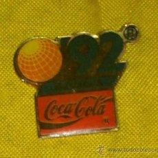 Pins de colección: PINS COCACOLA. Lote 35116484