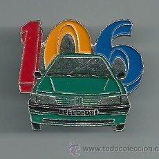 Pins de colección: PIN PEUGEOT 106 COCHE. Lote 35170758