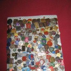 Pins de colección: LOTE CON APROXIMADAMENTE 140 PINS O INSIGNIAS DE AGUJA DE LA URS - COLECCIÓN AVANZADA. Lote 35211894