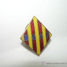 Pins de colección: ANTIGUA INSIGNIA ESMALTADA.. Lote 36094428