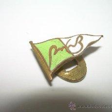 Pins de colección: ANTIGUA INSIGNIA ESMALTADA.. Lote 36611228