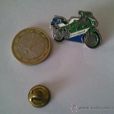 Pin's de collection: PIN GRANDE DE MOTO KAWASAKI. Lote 36771726