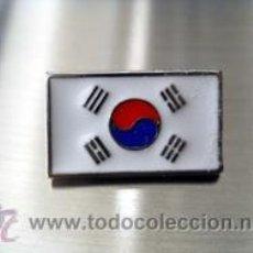 Pins de colección: PIN BANDERA COREA DEL SUR. Lote 35320281