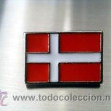 Pins de colección: PIN BANDERA DINAMARCA. Lote 42675446
