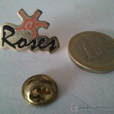Pins de coleção: PIN DE TURISMO ROSES (COSTA BRAVA).. Lote 36938836