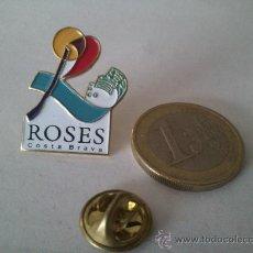 Pins de coleção: PIN DE TURISMO ROSES, COSTA BRAVA.. Lote 36940528