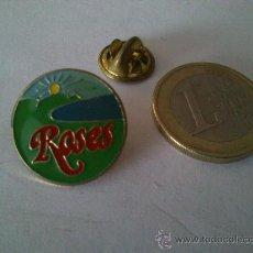 Pins de coleção: PIN DE TURISMO ROSES (COSTA BRAVA).. Lote 36942523