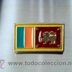 Pins de colección: PIN BANDERA SRI LANKA. Lote 35419897