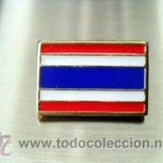 Pins de colección: PIN BANDERA TAILANDIA. Lote 104092582