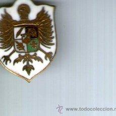 Pins de colección: PIN ESMALTADO CON AGUILA Y ESCUDO / HERALDICO. Lote 37072831