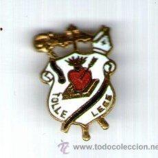 Pins de colección: PIN ESMALTADO TOLE LEGE, COFRADIA PAPAL, SAGRADO CORAZON. Lote 37072866