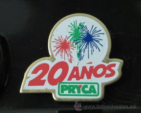 PRYCA (Coleccionismo - Pins)