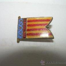 Pins de colección: ANTIGUA INSIGNIA ESMALTADA.. Lote 37617202