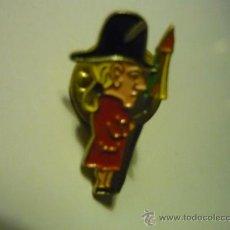 Pins de colección: PIN FIGURA NANOS DE TARRAGONA--GIGANTES Y CABEZUDOS. Lote 37691798