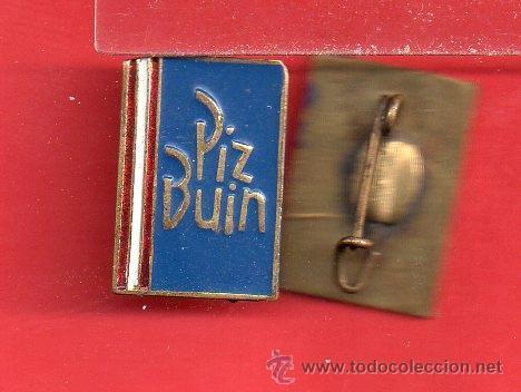 - 8255 BONITO PIN DE PIZ BUIN ES DE AGUJA MUY ANTIGUO (Coleccionismos - Pins)