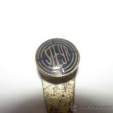 Pins de colección: ANTIGUA INSIGNIA ESMALTADA.....COCHE.... STEYR. Lote 38313728