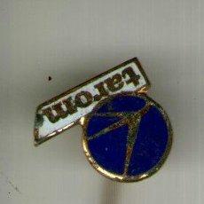 Pins de colección: PIN AEROLINIAS TAROM - AVION - AVIONES - INSIGNIA AVION. Lote 38425443