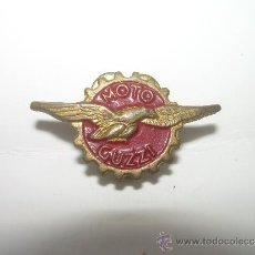 Pins de colección: ANTIGUA INSIGNIA......MOTO GUZZI. Lote 38566143