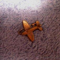 Pins de colección: PIN METALICO AGUJA AVION. Lote 38580535
