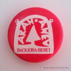 Pins de colección: CHAPA BAQUEIRA-BERET - ARAN ANEU. Lote 41751882