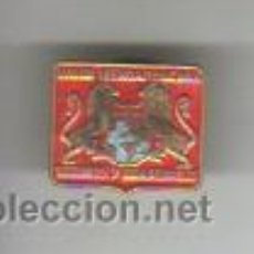 Pins de colección: PIN INSIGNIA - UNIÓN IBEROAMERICANA CIA DE SEGUROS Y REASEGUROS - SEGURO. Lote 39154986