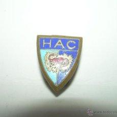 Pins de colección: ANTIGUA INSIGNIA ESMALTADA.....HAC. Lote 39368224