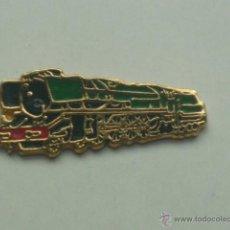 Pins de colección: TRENES- PIN DE LA MAQUINA DE VAPOR CONFEDERACION. Lote 233756665