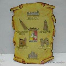 Pins de colección: LOTE DE 6 PINS CON MONUMENTOS. Lote 39839041