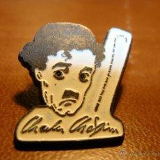 Pins de colección: PIN CHARLES CHAPLIN - CHARLOT. Lote 39916000