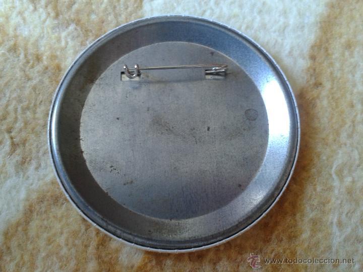 Pins de colección: GRAN CHAPA 8,5 CM DIAMETRO EUROPEES JAAR VAN HET TOERISME 1990 TURISMO EUROPA (NO PIN) - Foto 2 - 39983474