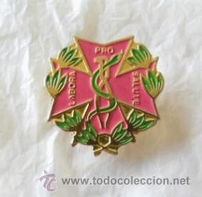 INSIGNIA - PIN - FARMACIA - PRO SALUTE LABORA (Coleccionismo - Pins)