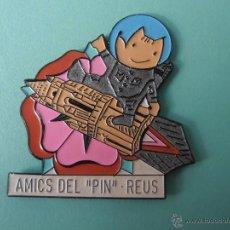 Pins de colección: PIN'S DEL COBI AMIGOS DE REUS DE LAS OLIMPIADAS DE BARCELONA 92. Lote 40108564