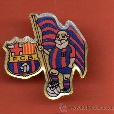 Pins de colección: PINS FUTBOL CLUB BARCELONA . Lote 40244400